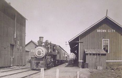 PM Brown City MI Depot